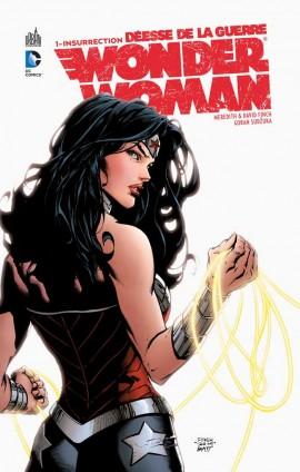 Wonder Woman, Déesse de la guerre T1 : Insurrection (0), comics chez Urban Comics de Finch, Finch, Sudzuka, Oback, Friend