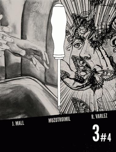3 T4, bd chez The Hoochie Coochie de Mall, Varlez, Muzotroimil
