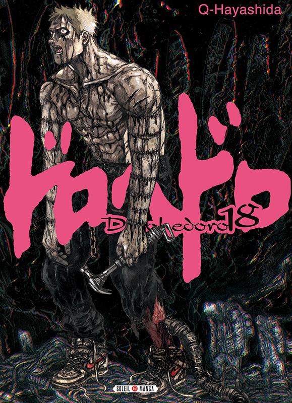 Dorohedoro T18, manga chez Soleil de Hayashida-Q