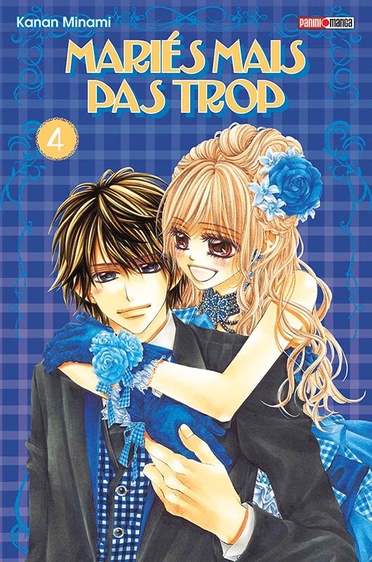 Mariés mais pas trop  T4, manga chez Panini Comics de Kanan