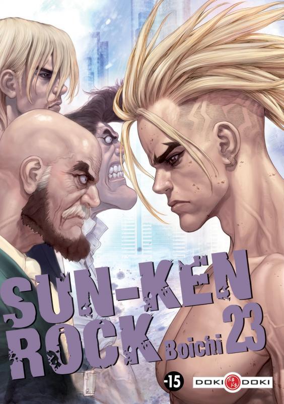 Sun-Ken Rock – Edition simple, T23, manga chez Bamboo de Boichi