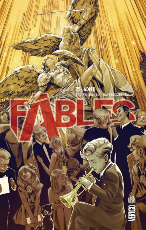 Fables – Softcover, T25 : Adieu (0), comics chez Urban Comics de Willingham, Buckingham, Collectif, Loughridge, Malavia