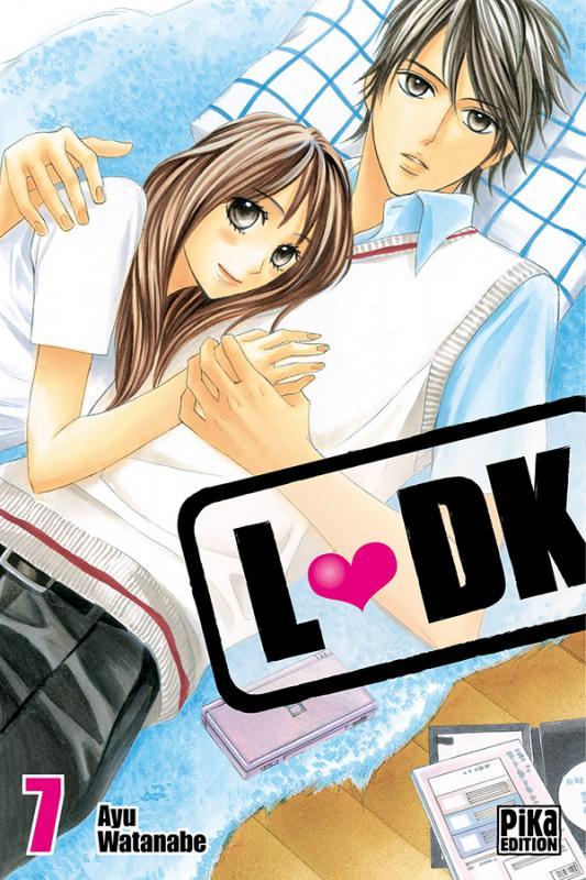 L-DK T7, manga chez Pika de Watanabe