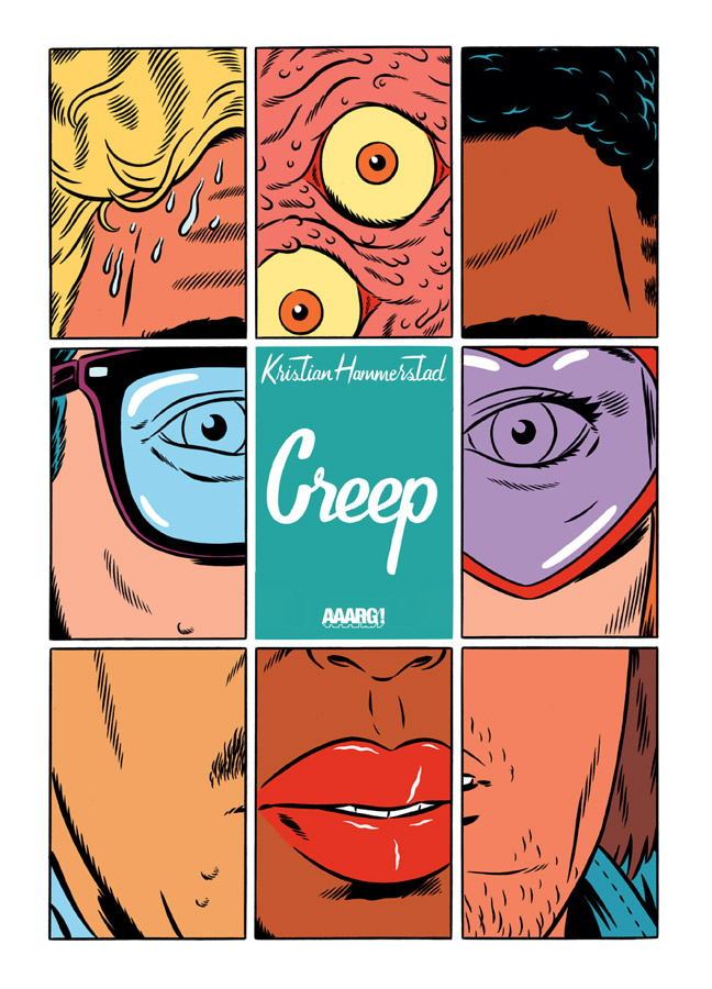 Creep, bd chez Aaarg ! de Hammerstad