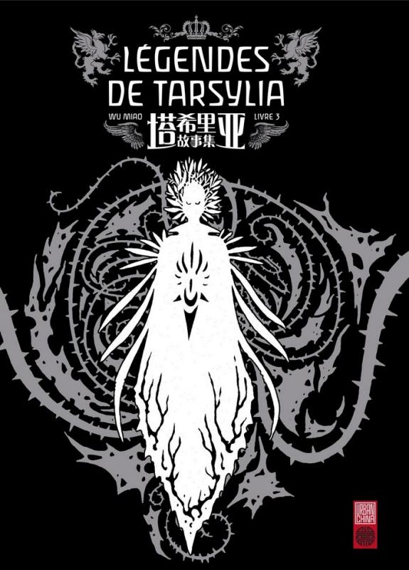 Légendes de Tarsylia  T3, manga chez Urban China de Miao