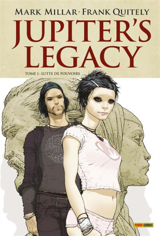 Jupiter's Legacy T1 : Lutte de pouvoirs (0), comics chez Panini Comics de Millar, Miller, Quitely, Doherty