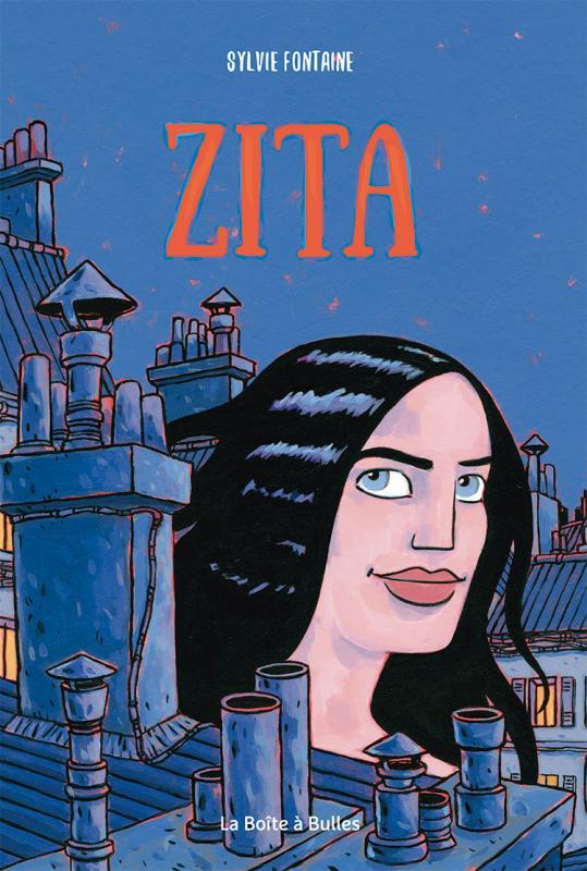 Zita, bd chez La boîte à bulles de Fontaine