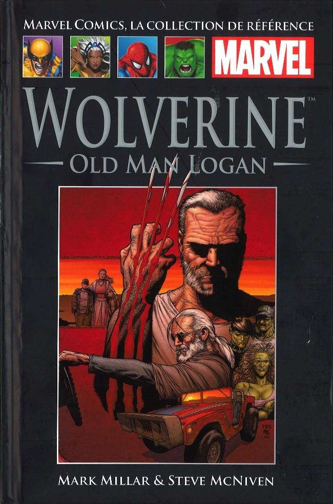 Marvel Comics, la collection de référence T55 : Wolverine - Old Man Logan (0), comics chez Hachette de Millar, McNiven, Hollowell, Keith, Fairbairn, Strain, Ponsor, Mounts