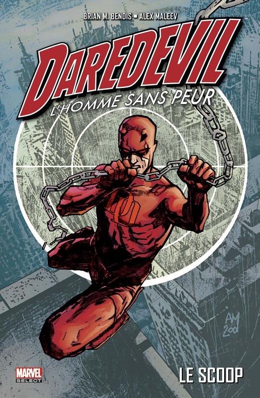 Daredevil - par Brian Michael Bendis T1 : Le scoop (0), comics chez Panini Comics de Bendis, Maleev, Hollingsworth