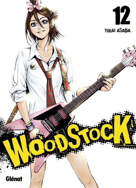 Woodstock T12, manga chez Glénat de Asada