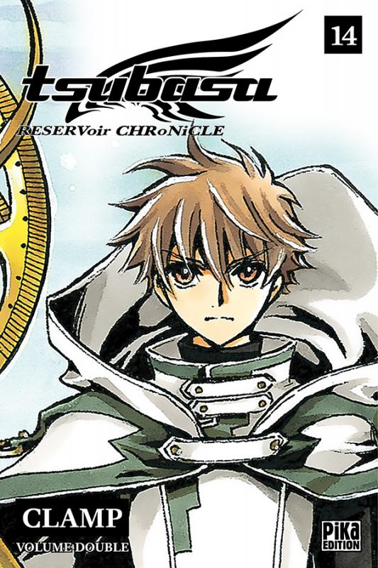 Tsubasa RESERVoir CHRoNiCLE – Edition double, T14, manga chez Pika de Clamp