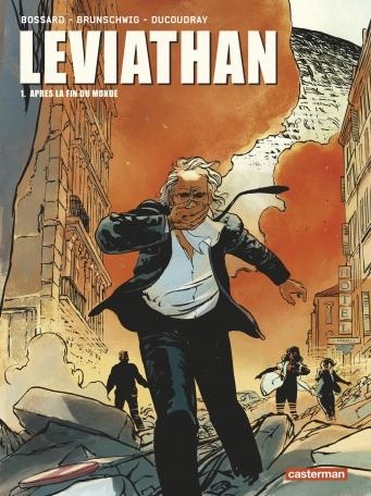 Leviathan T1 : Après la fin du monde (0), bd chez Casterman de Brunschwig, Ducoudray, Bossard