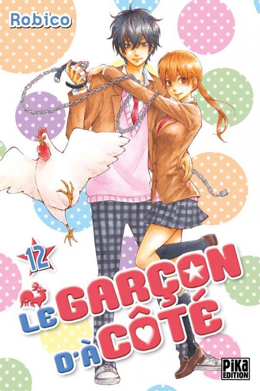 Le garçon d'à côté T12, manga chez Pika de Robico