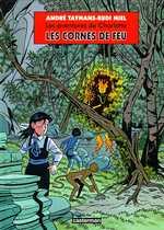 Les aventures de Charlotte T4 : Les cornes de feu (0), bd chez Casterman de Miel, Taymans