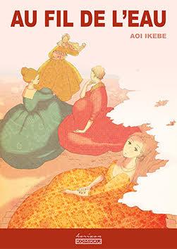Au fil de l'eau, manga chez Komikku éditions de Ikebe