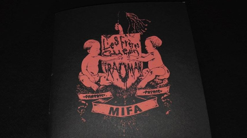 Mifa T1, bd chez Galerie E2 de Craoman, Guedin, Gnot