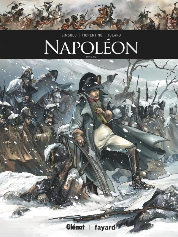 Napoléon T3, bd chez Glénat de Simsolo, Fiorentino