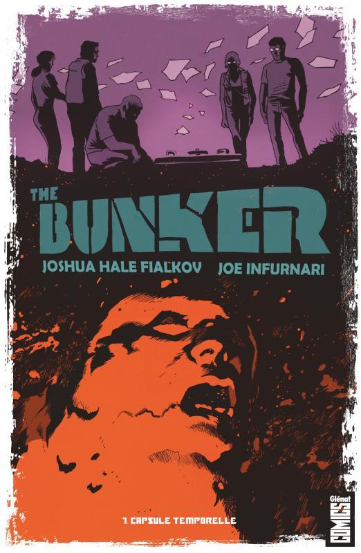The Bunker T1 : Capsule temporelle (0), comics chez Glénat de Fialkov, Infurnari, Francavilla