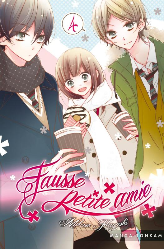 Fausse petite amie T4, manga chez Tonkam de Hayashi