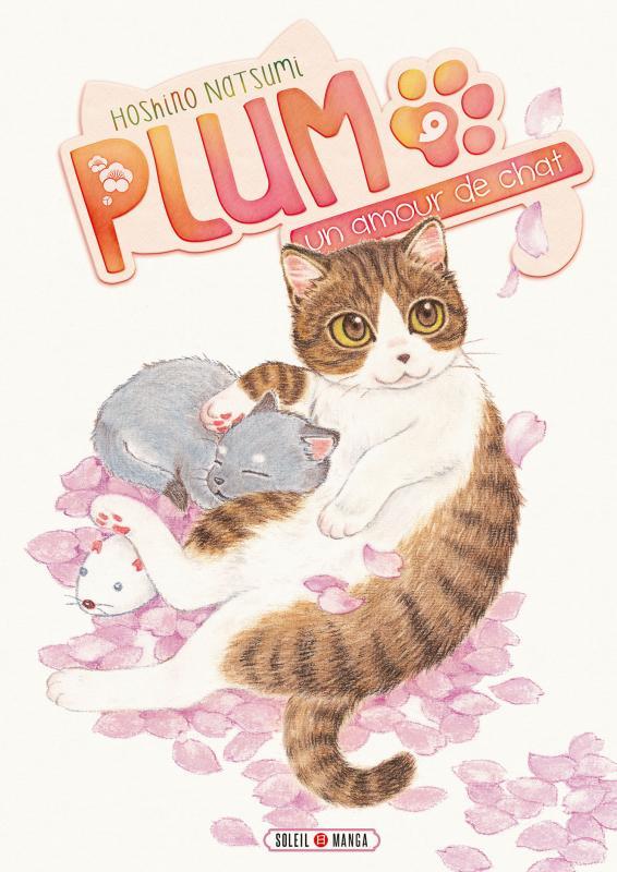 Plum, un amour de chat  T9, manga chez Soleil de Hoshino