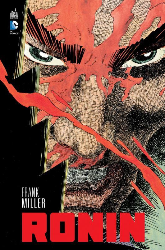 Ronin, comics chez Urban Comics de Miller, Varley