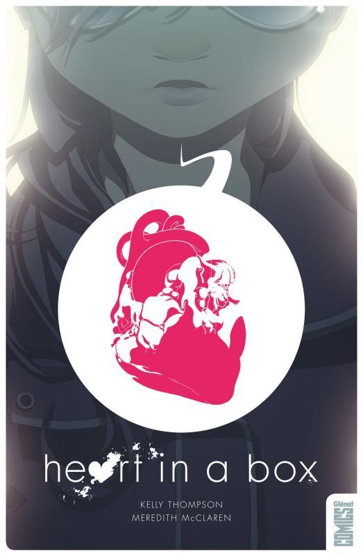 Heart in a box, comics chez Glénat de Thompson, McClaren