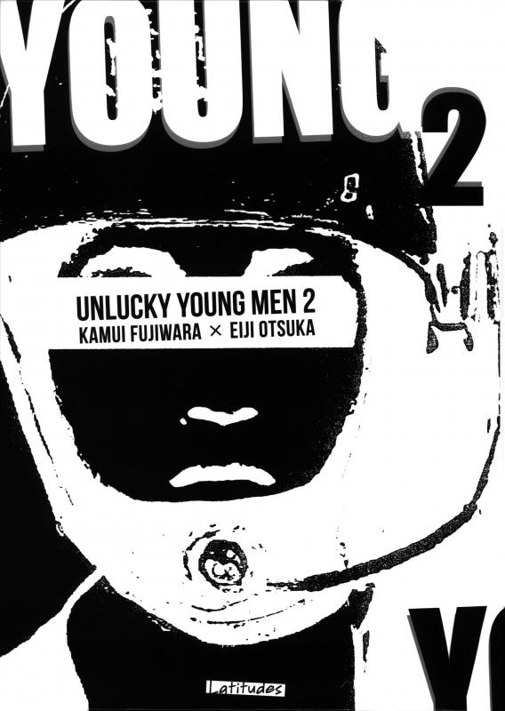 Unlucky young men T2, manga chez Ki-oon de Otsuka, Fujiwara