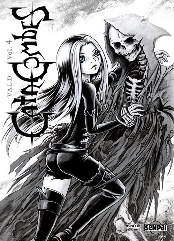 Catacombes T4, manga chez Pika de Vald
