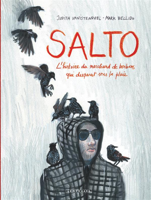 Salto, bd chez Le Lombard de Vanistendael, Bellido