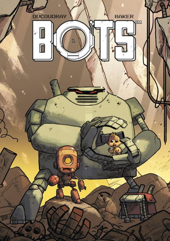 Bots T1, bd chez Ankama de Ducoudray, Baker