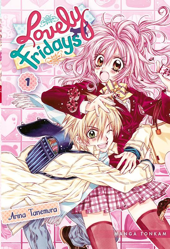 Lovely Fridays T1, manga chez Tonkam de Tanemura