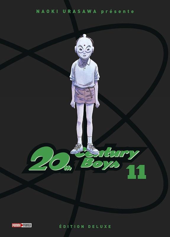 20th Century Boys – Edition deluxe, T11, manga chez Panini Comics de Urasawa