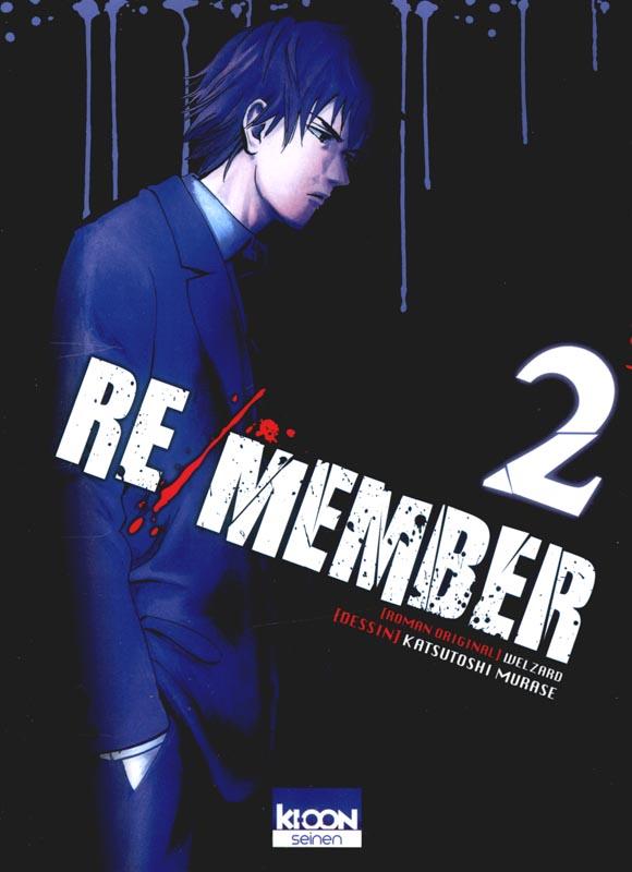 Re/member T2, manga chez Ki-oon de Welzard, Murase