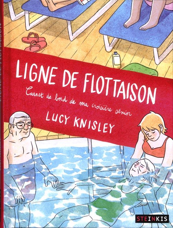 Ligne de flottaison : Carnet de bord de ma croisière senior (0), comics chez Steinkis de Knisley