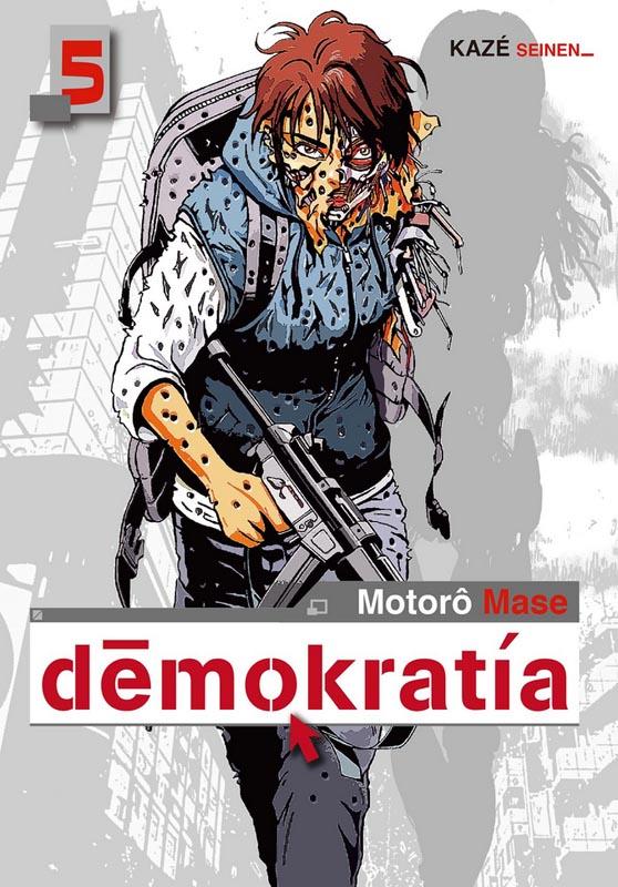 Demokratia T5 : , manga chez Kazé manga de Mase