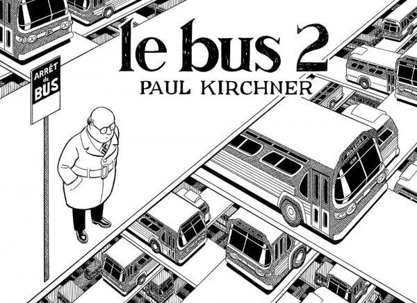 Le bus T2, comics chez Tanibis de Kirchner