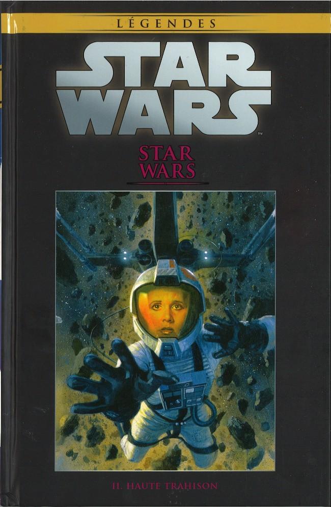 Star Wars Légendes T55 : Star Wars - Haute trahison (0), comics chez Hachette de Wood, d' Anda, Kelly, Eltaeb, Fleming