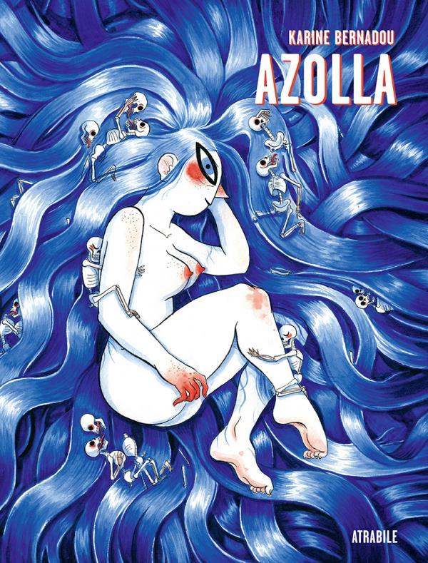 Azolla : , bd chez Atrabile de Bernadou