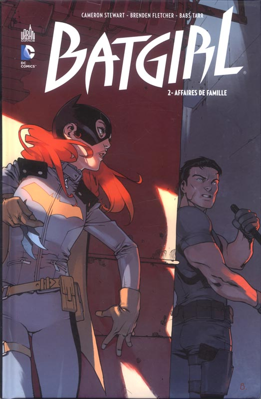 Batgirl T2 : Affaires de famille (0), comics chez Urban Comics de Stewart, Fletcher, Wyatt, Lafuente, Eltaeb, Chen, Doyle, Gomez, Lacombe, Tarr, Bengal, FCO Plascencia, Lapointe