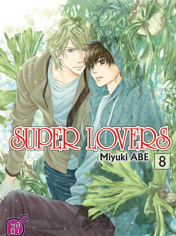 Super lovers T8, manga chez Taïfu comics de Abe