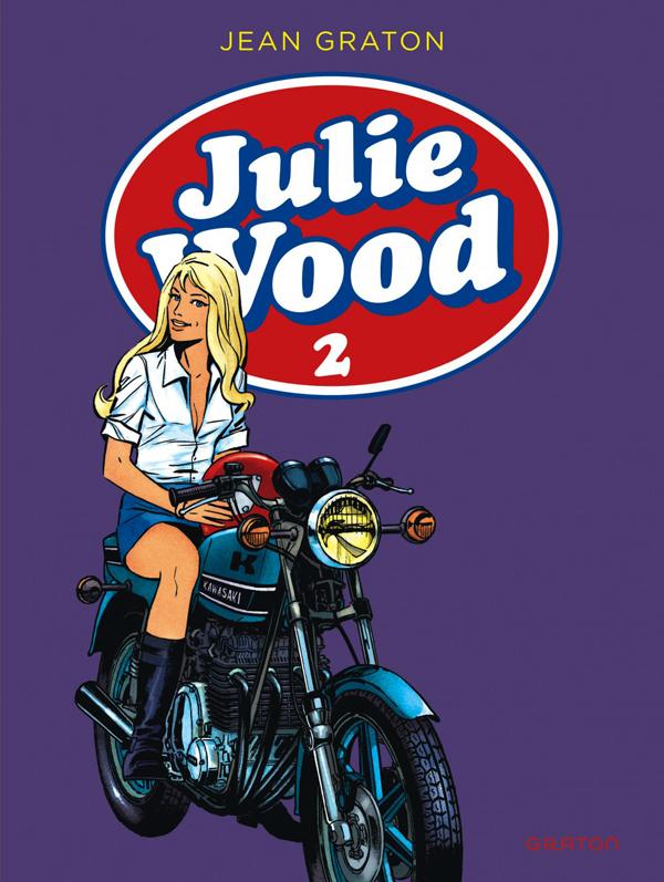 Julie Wood T2, bd chez Dupuis de Graton