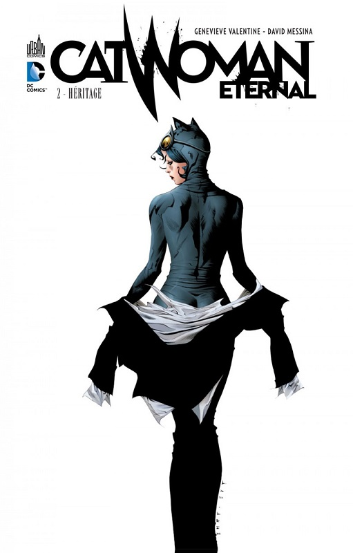 Catwoman Eternal T2 : Héritage (0), comics chez Urban Comics de Valentine, Messina, Loughridge, Lee