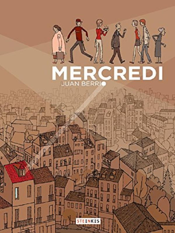 Mercredi : , bd chez Steinkis de Berrio