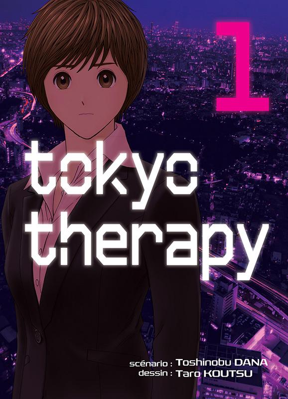 Tokyo therapy T1, manga chez Komikku éditions de Tana, Takatsu