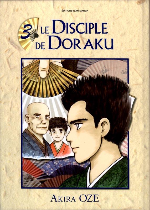 Le disciple de Doraku  T3, manga chez Isan manga de Oze