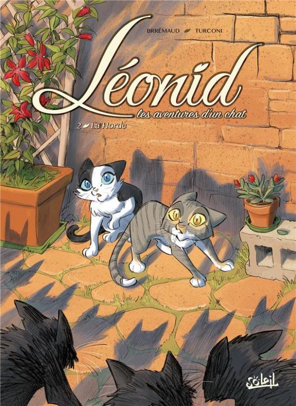 Leonid T2 : La Horde (0), bd chez Soleil de Brrémaud, Turconi