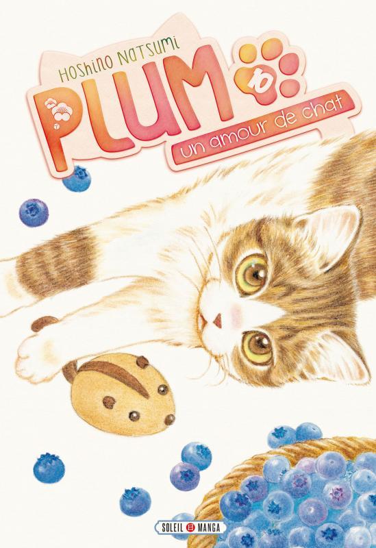Plum, un amour de chat  T10, manga chez Soleil de Hoshino