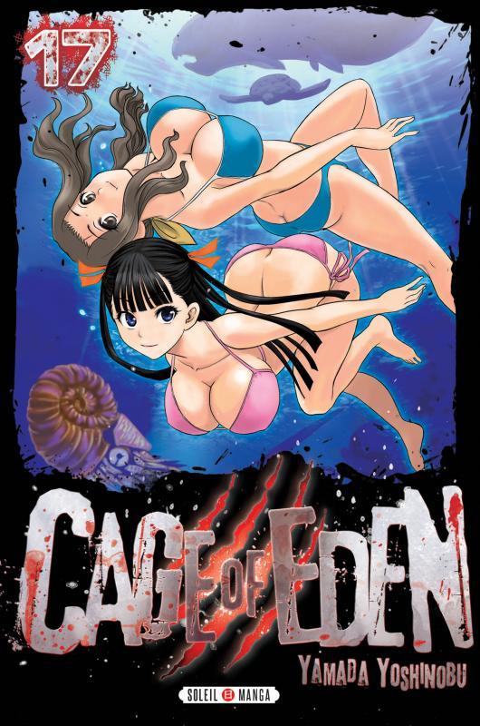 Cage of eden T17, manga chez Soleil de Yamada