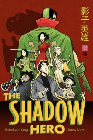 The shadow hero, manga chez Urban China de Luen yang, Liew