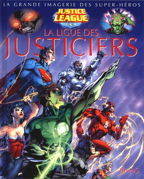 La ligue des justiciers, comics chez fleurus de Collectif, Lee